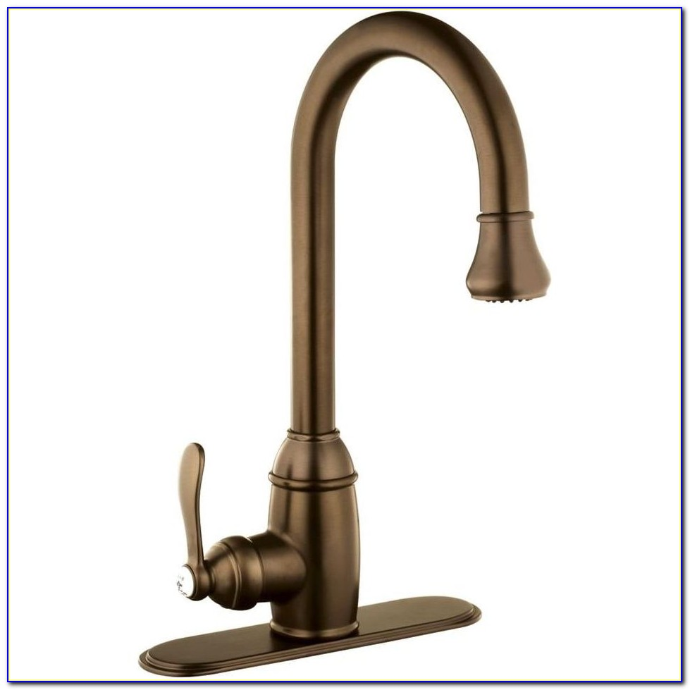 Belle Foret Pull Down Kitchen Faucet