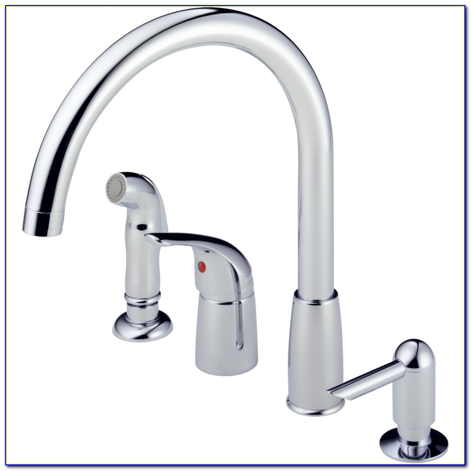 Best Kitchen Faucet With Sidespray