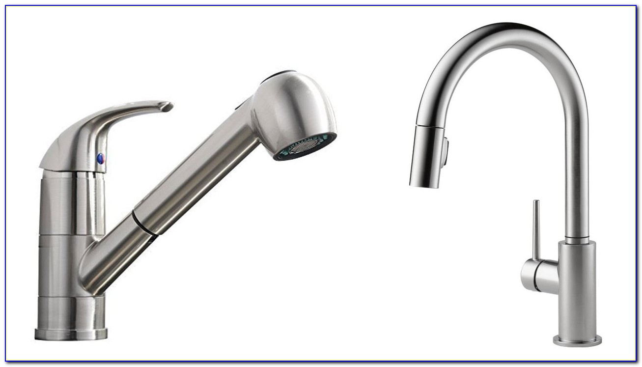 Best Pull Down Faucet Kitchen