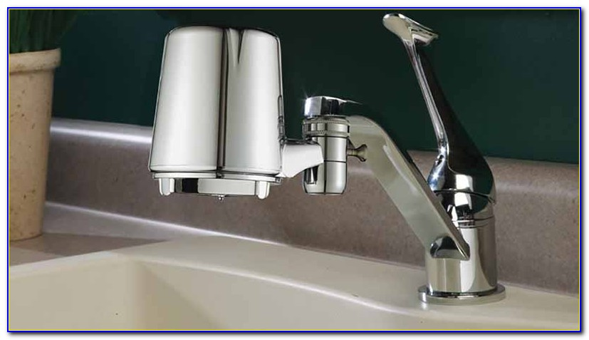Best Water Filter Faucet Mount