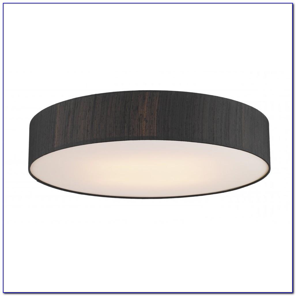 Black Flush Fitting Ceiling Lights
