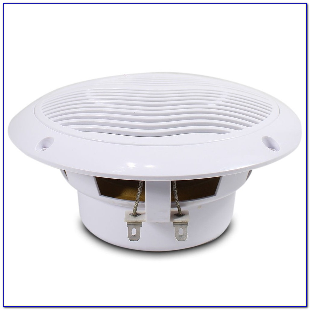 Bluetooth Bathroom Ceiling Speaker With Light