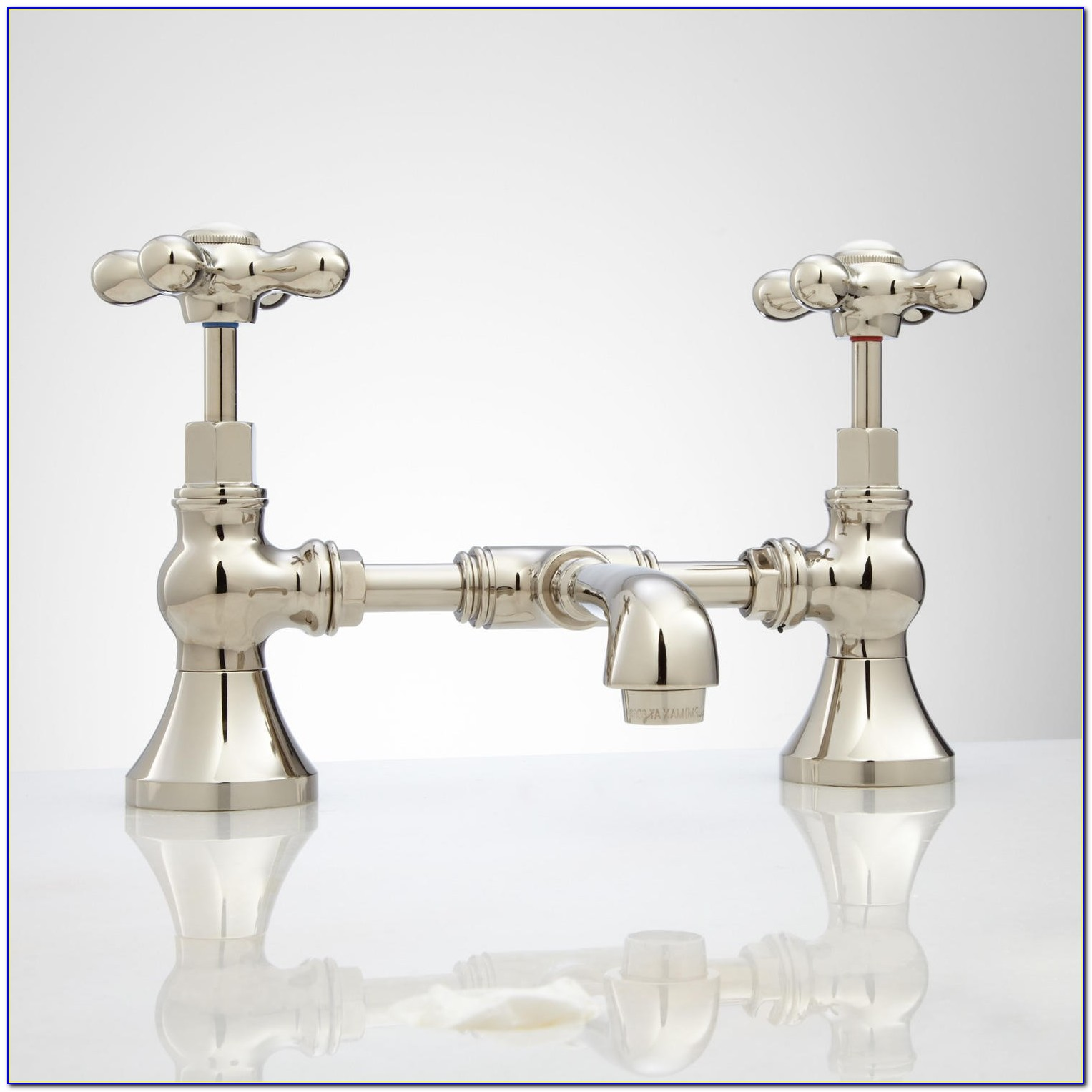 Bridge Bathroom Sink Faucets