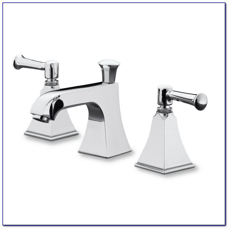 Brushed Chrome Bathroom Faucets