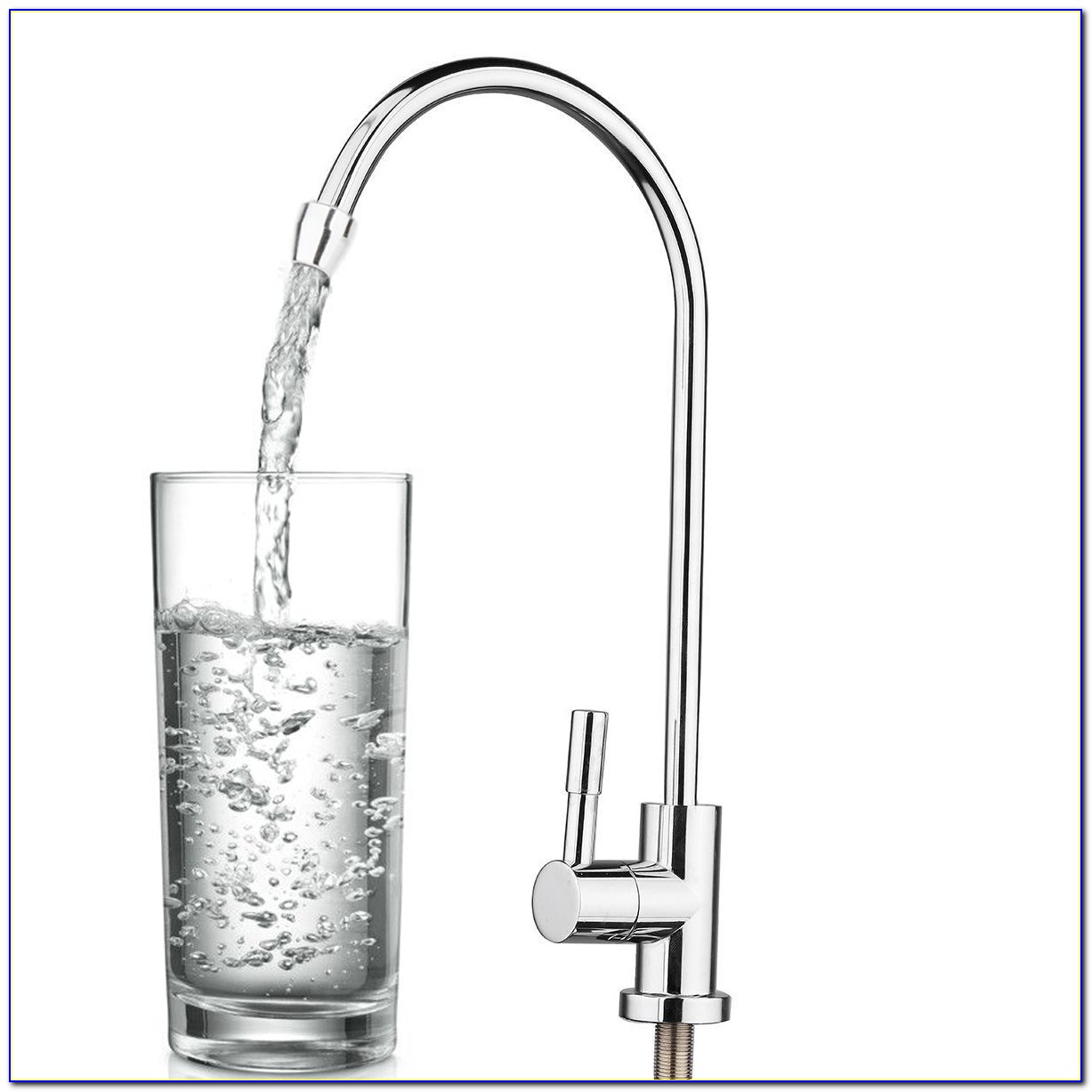Brushed Stainless Steel Reverse Osmosis Faucet