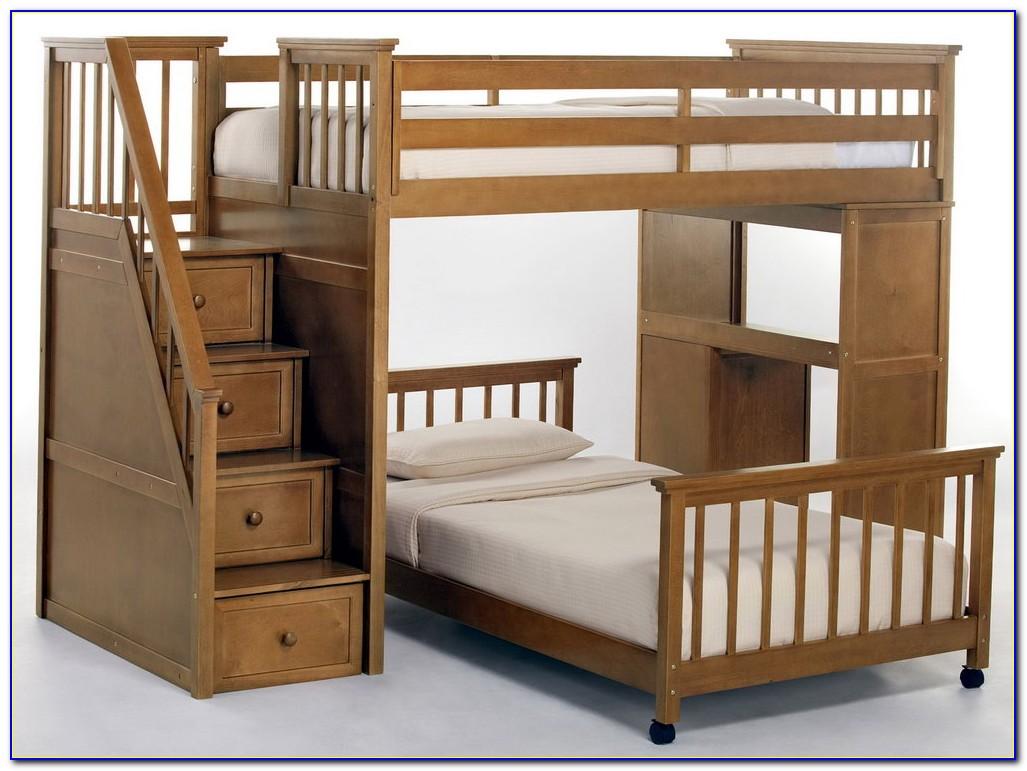 Bunk Bed Dresser Combo