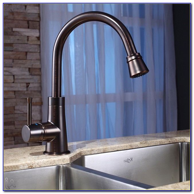 Can You Have A Bronze Faucet With A Stainless Steel Sink