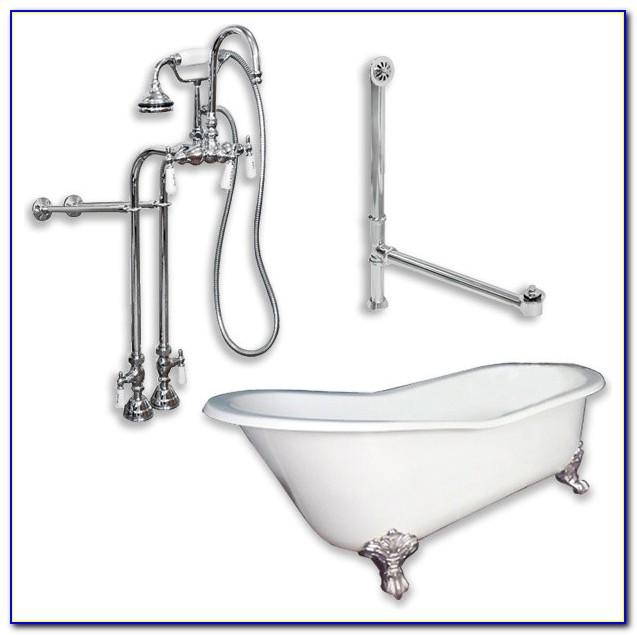 Cast Iron Tub Faucet