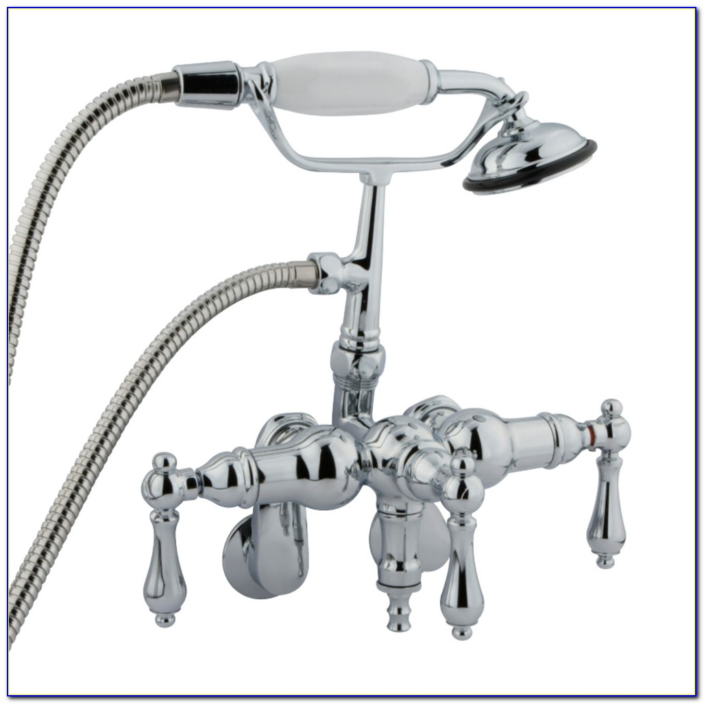 Category Bathroom Tub Faucets Wall Mount Clawfoot