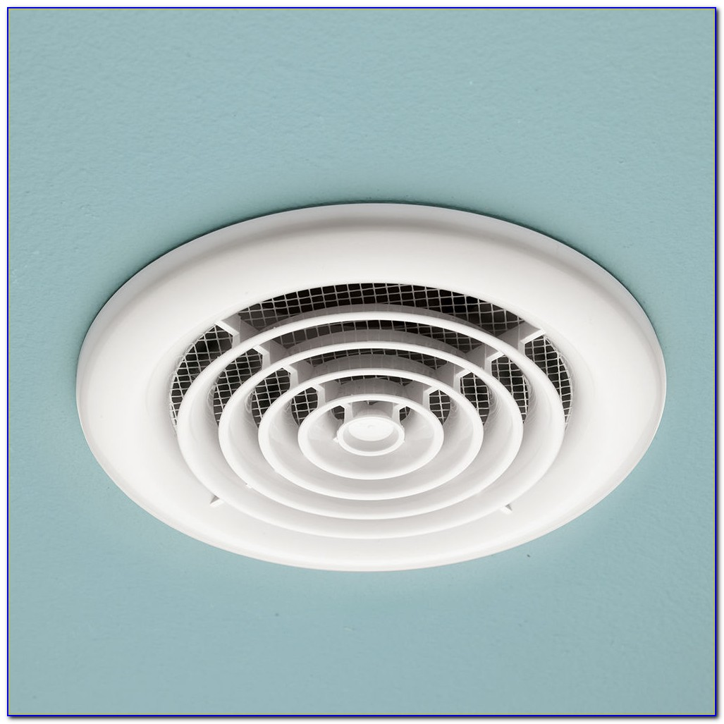 Ceiling Extractor Fans For Bathrooms