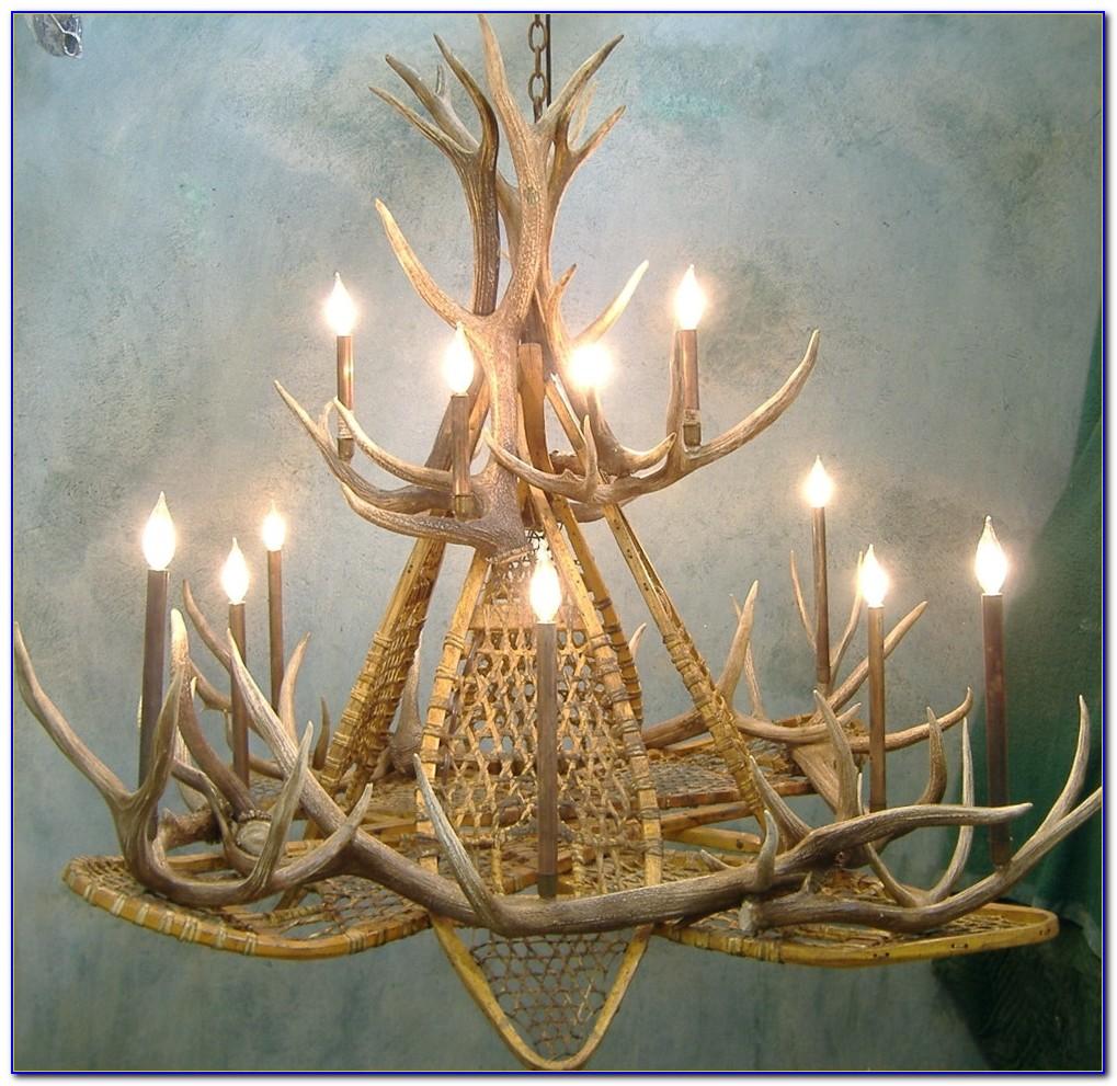 Ceiling Fans With Deer Antlers