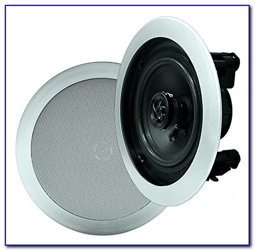 Ceiling Flush Mount Surround Sound Speakers