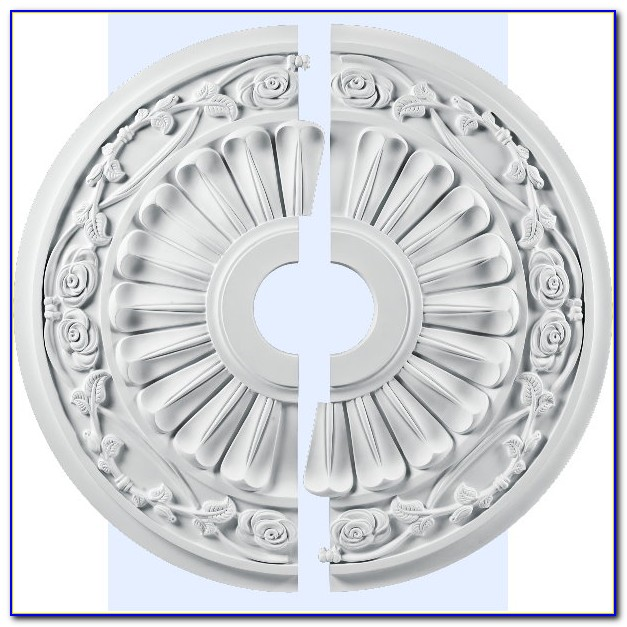 Ceiling Medallions 2 Piece