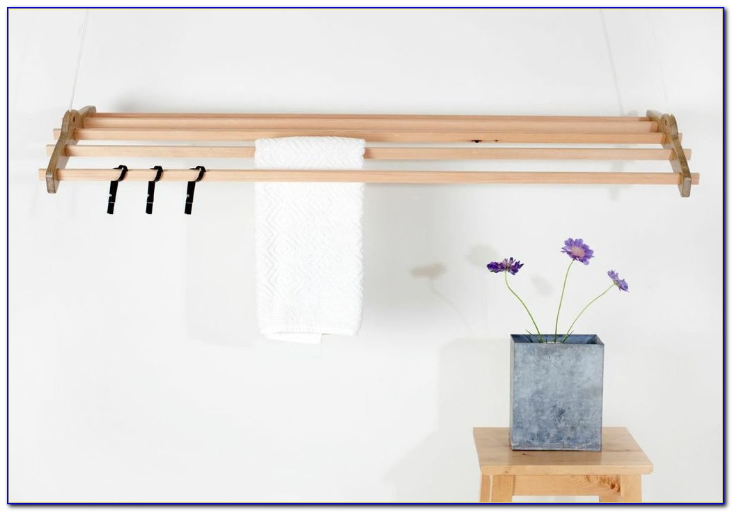 Ceiling Mounted Clothes Drying Rack Singapore