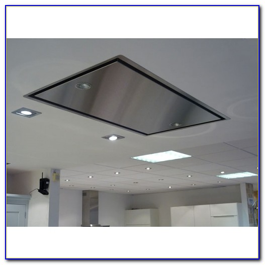 Ceiling Mounted Cooker Hoods Uk