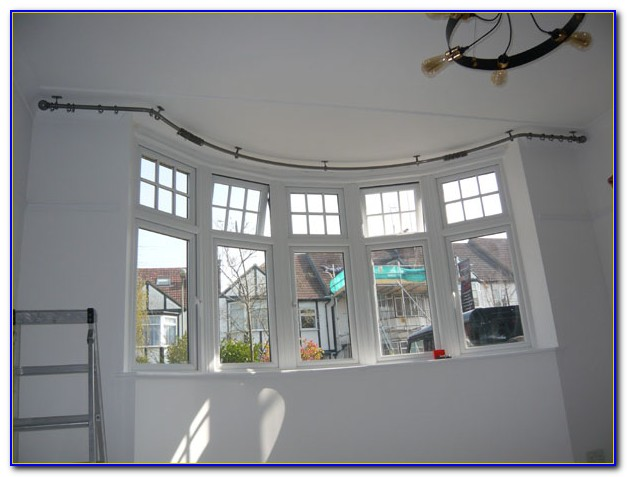 Ceiling Mounted Curved Curtain Rail