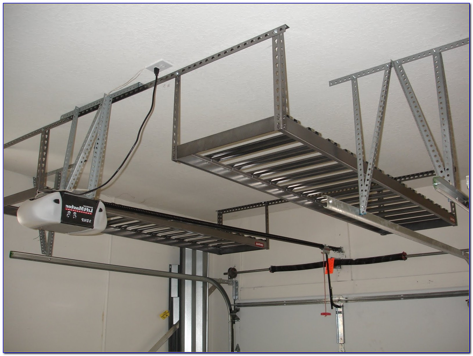 Ceiling Mounted Garage Storage Australia