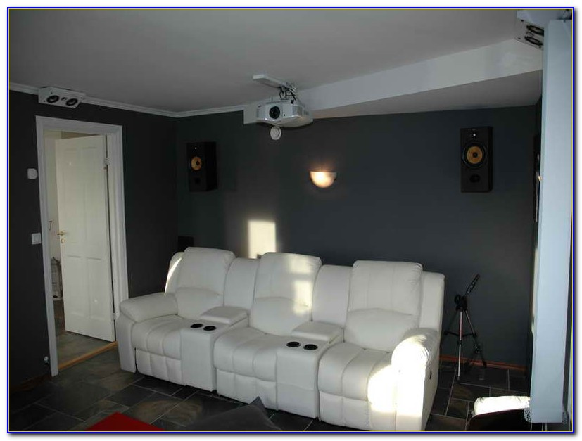 Ceiling Mounted Home Theater Speakers