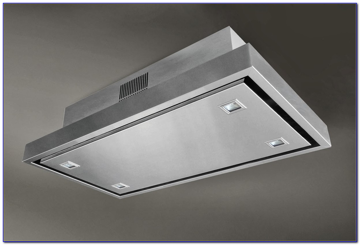 Ceiling Mounted Kitchen Extractor Fans