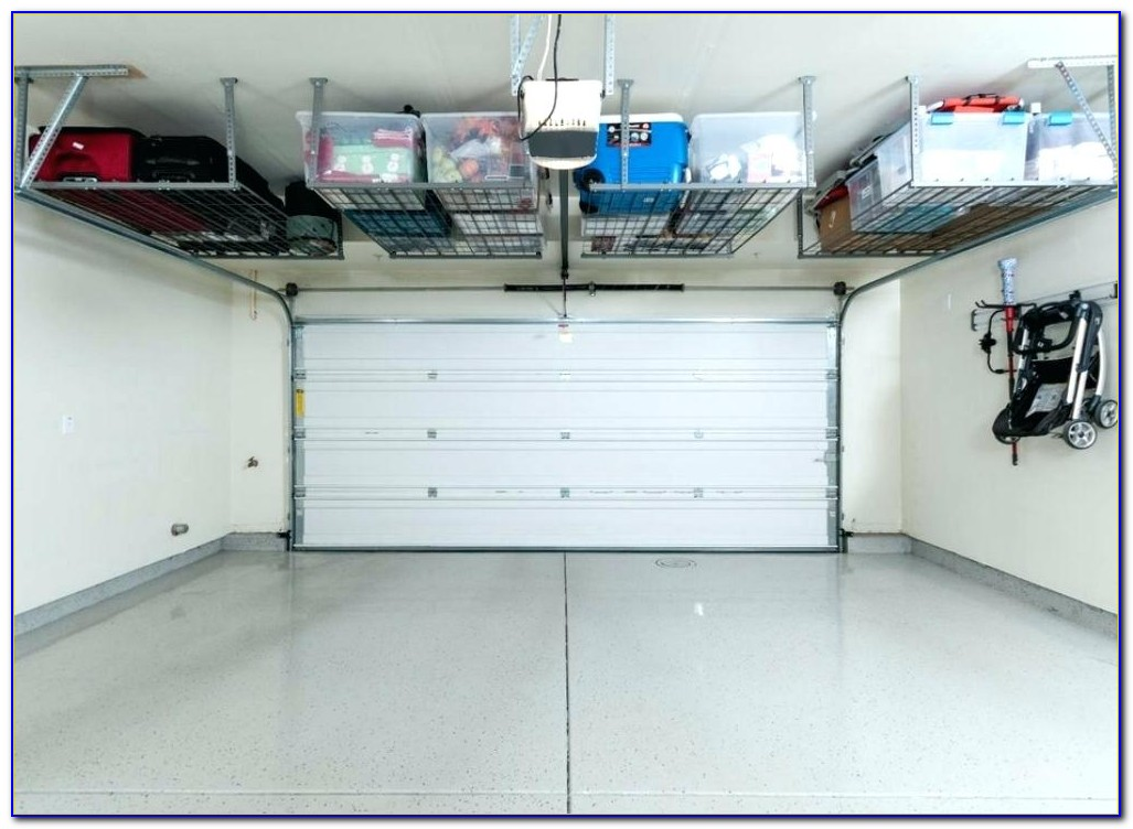 Ceiling Mounted Racks For Garage