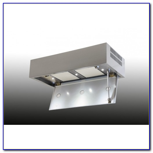 Ceiling Mounted Range Hood