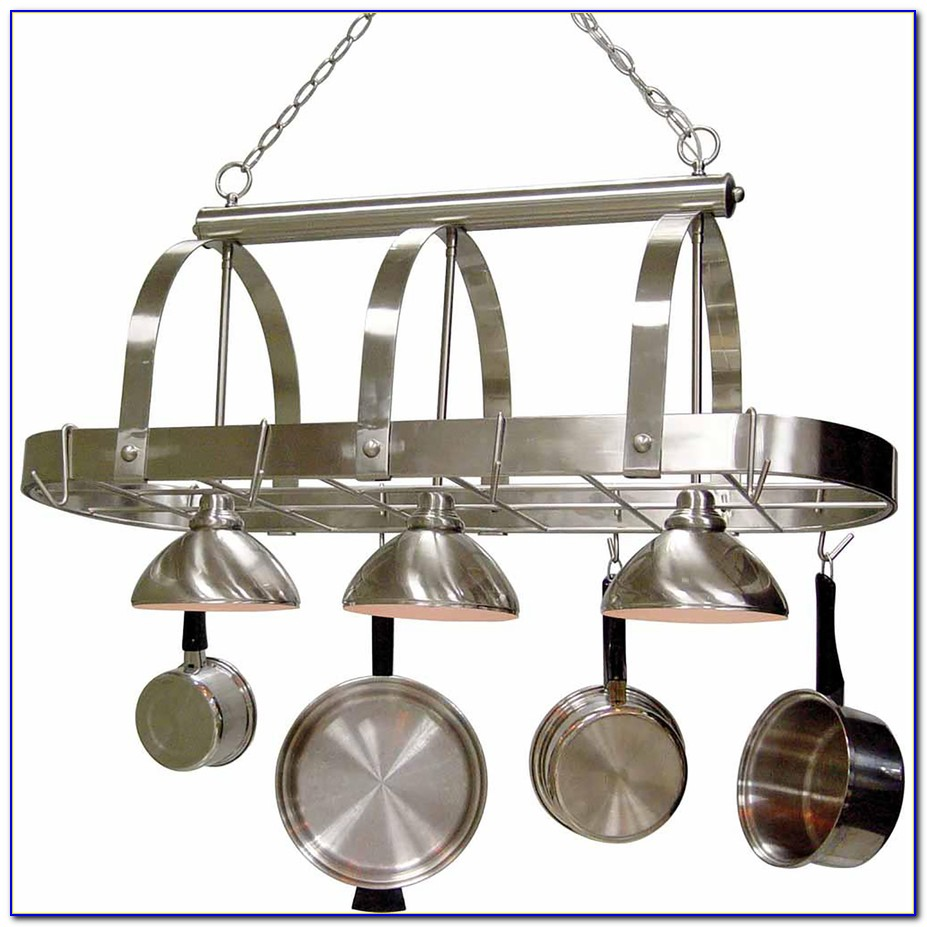 Ceiling Racks For Pots And Pans