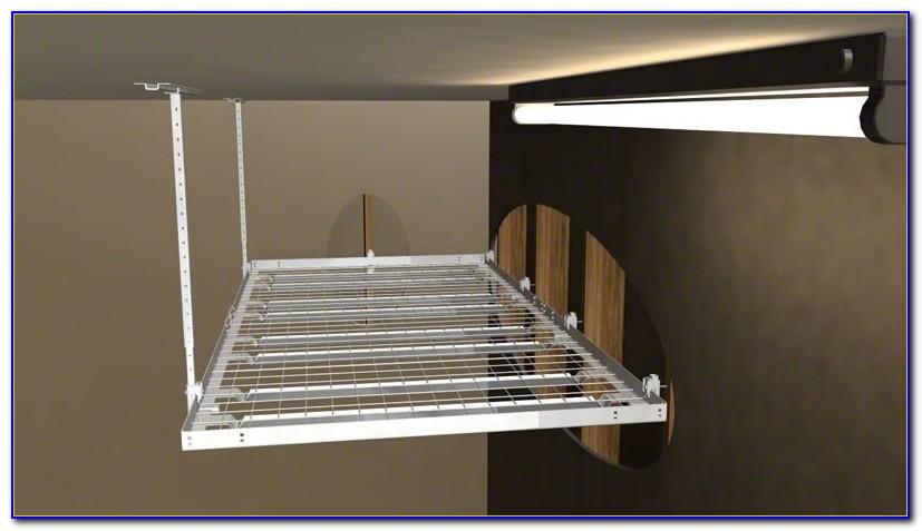 Ceiling Shelves For Garage