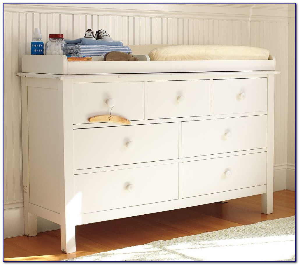 Changing Table Dresser Topper