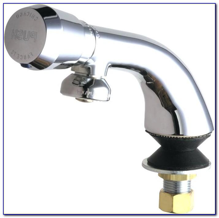 Chicago Mop Sink Faucet Vacuum Breaker