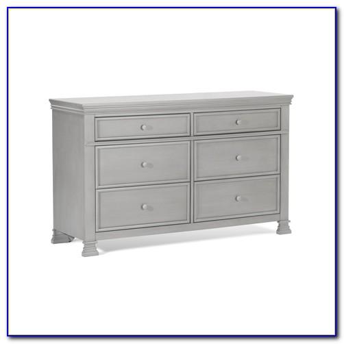 Child Craft Camden Dresser Grey