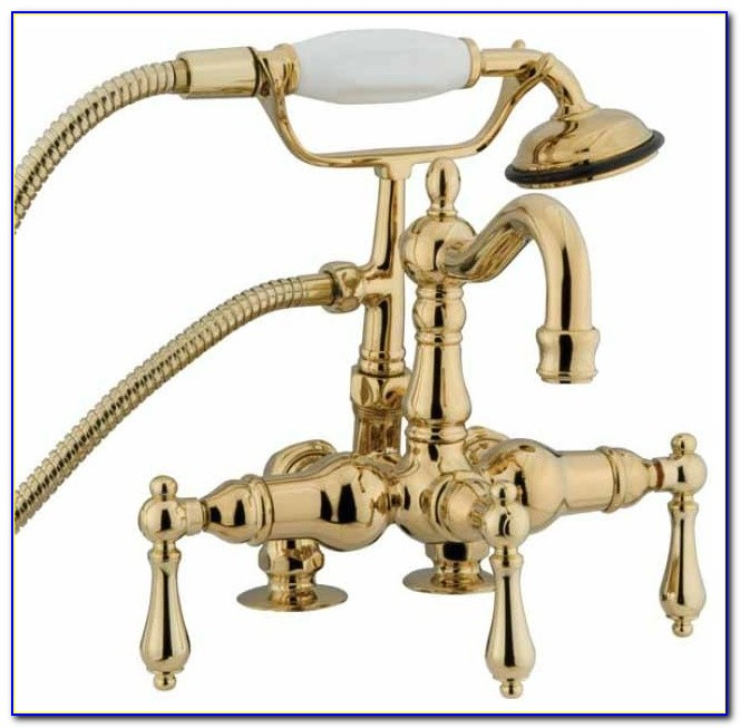 Clawfoot Tub Shower Faucet