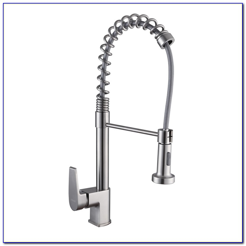 Commercial Sink Faucets With Sprayer