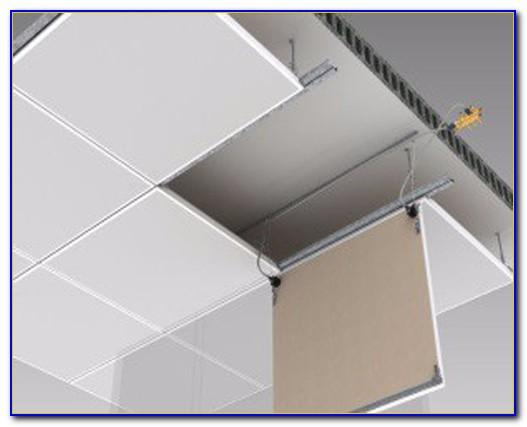 Concealed Grid Ceiling Tiles