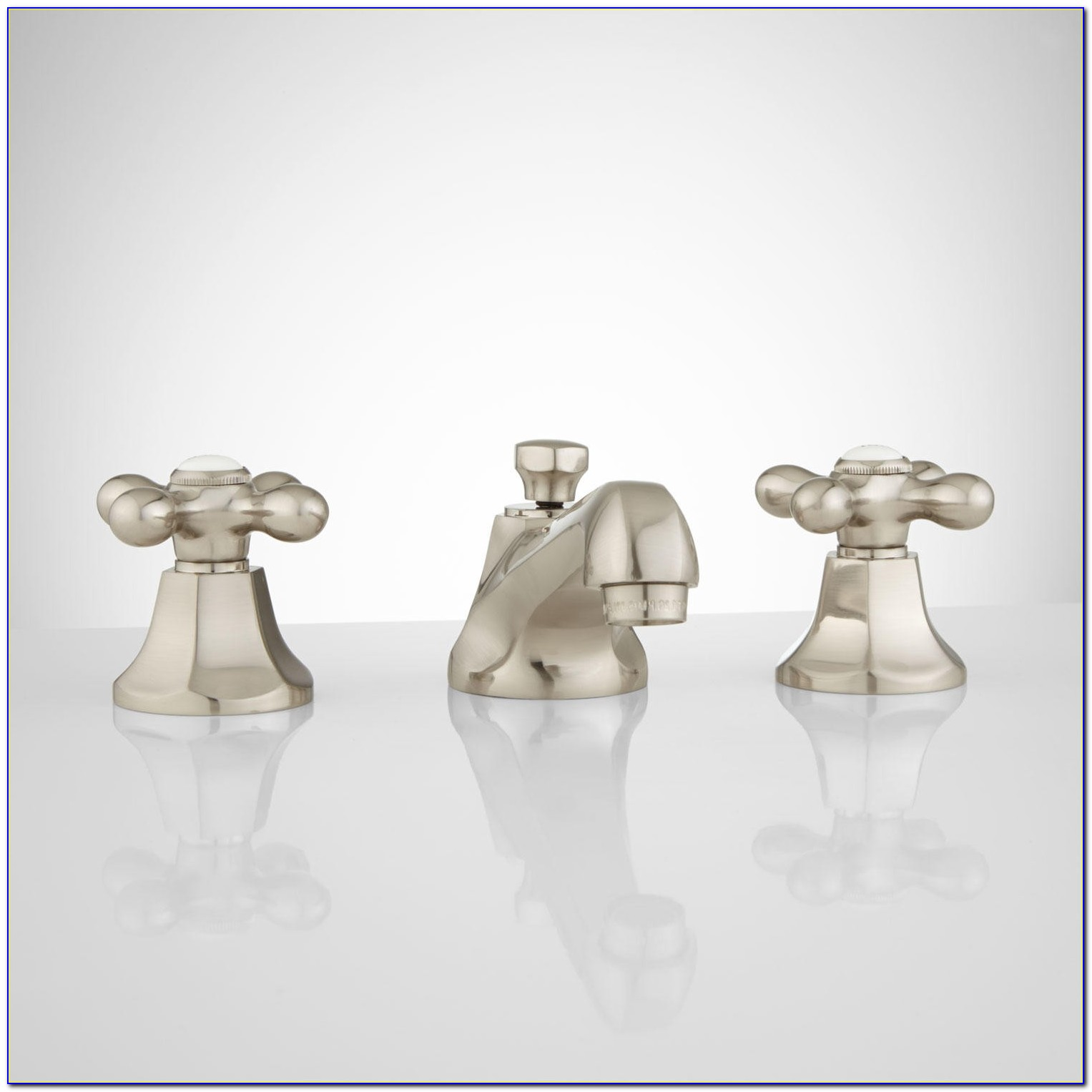 Cross Handle Bath Faucets