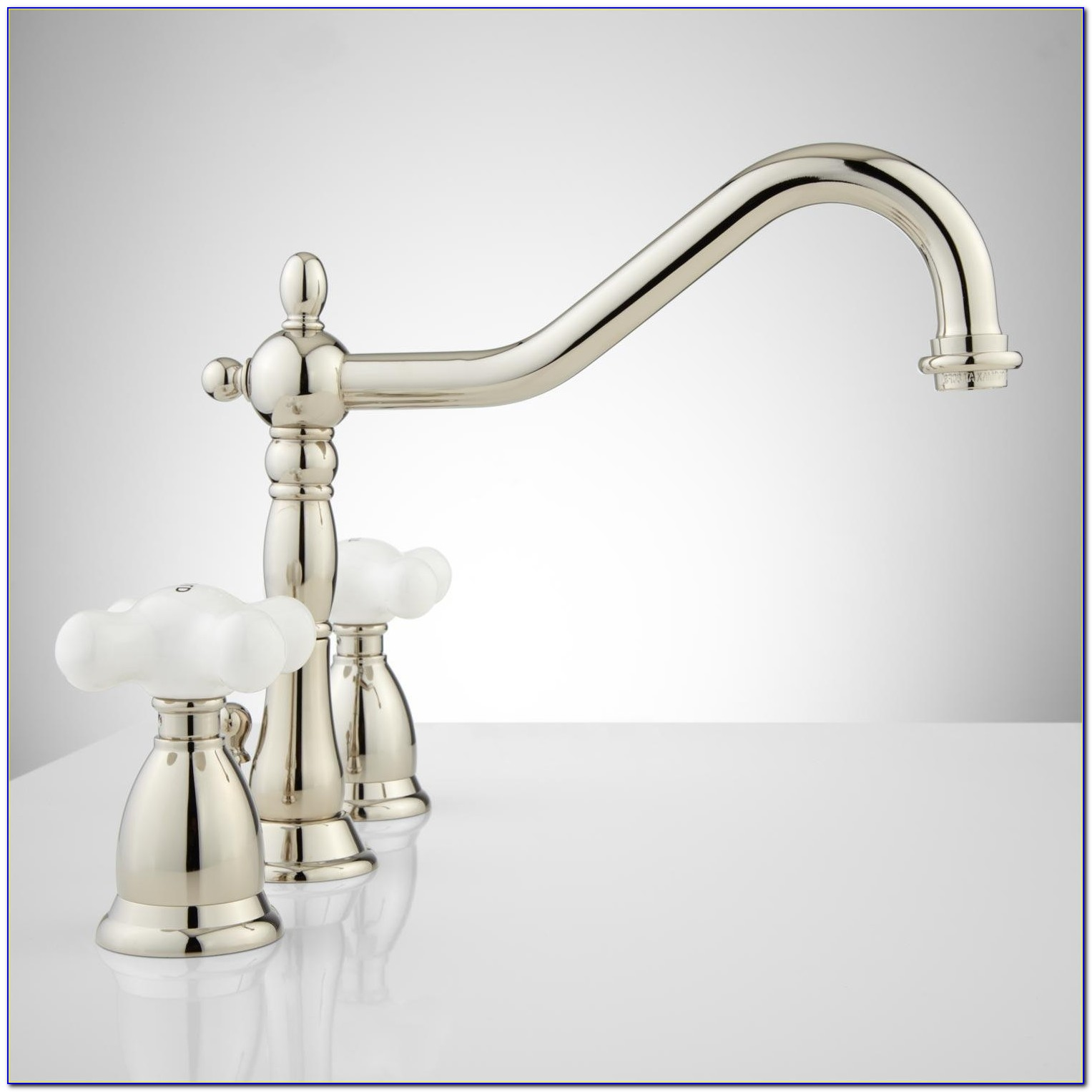 Cross Handle Bathroom Sink Faucets