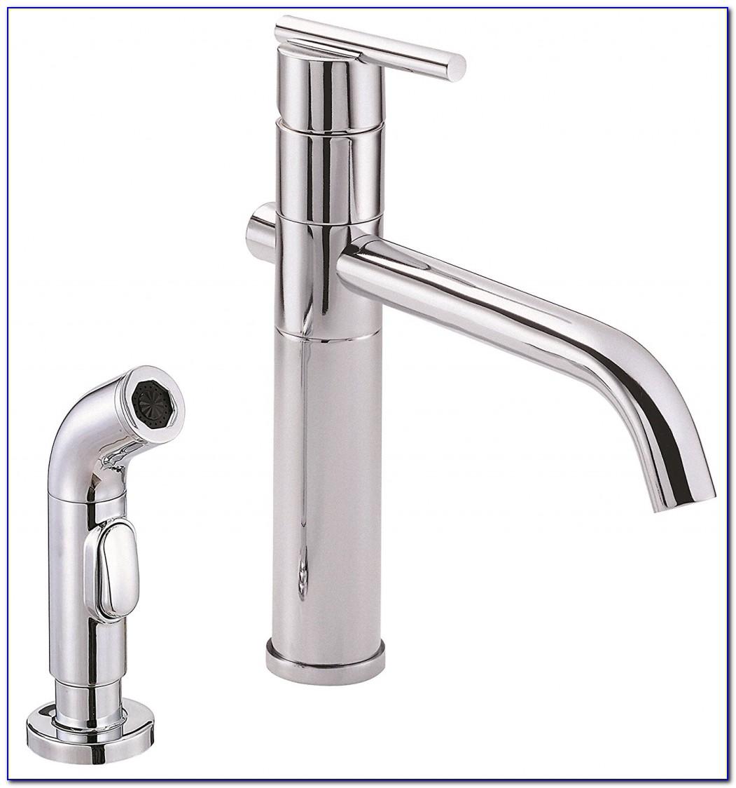 Danze Kitchen Faucets Luxury Danze D Parma Single Handle Kitchen Faucet With Side Spray