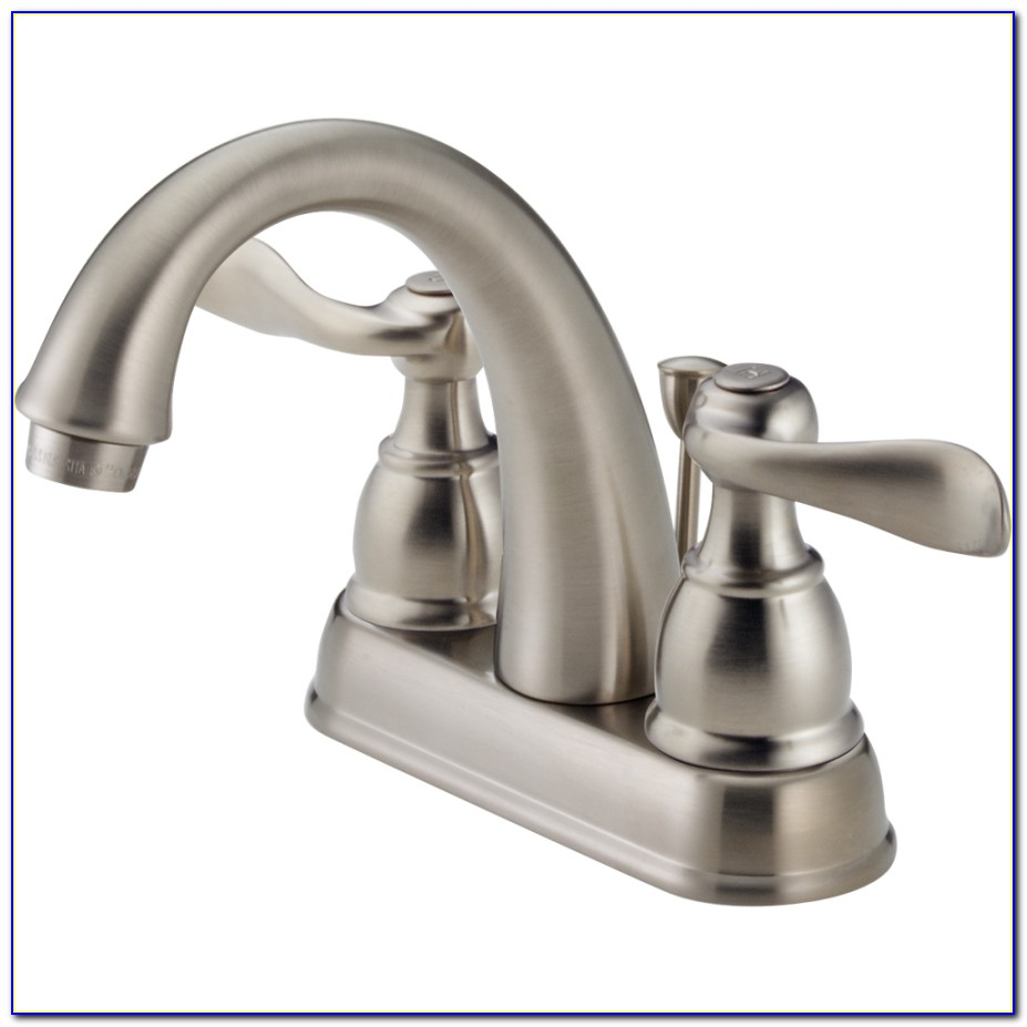 Delta Cassidy Kitchen Faucet Brushed Nickel