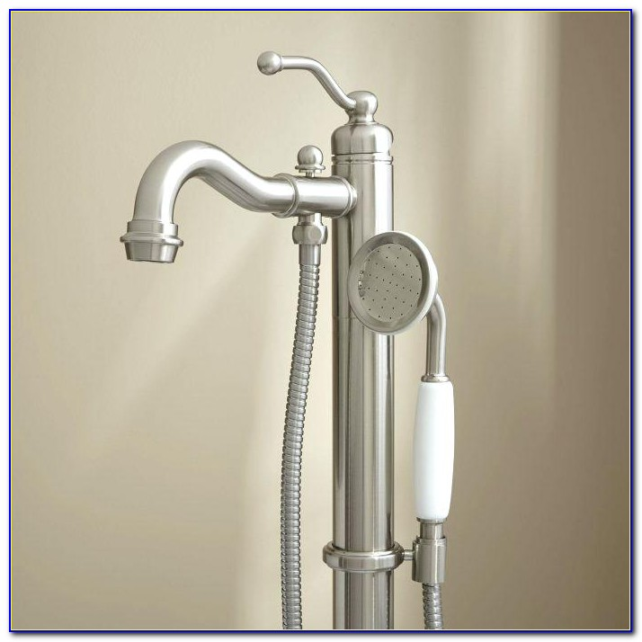 Delta Faucet For Clawfoot Tub