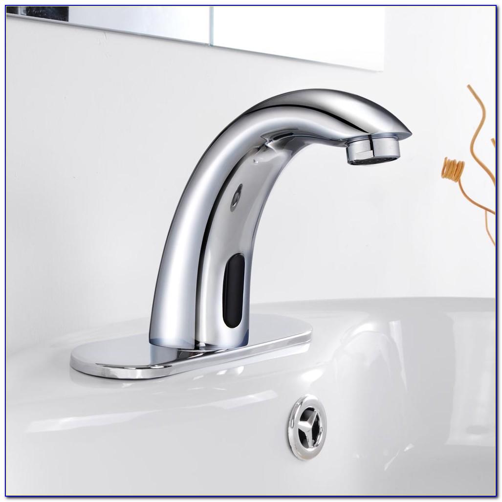 Delta Hands Free Bathroom Faucet