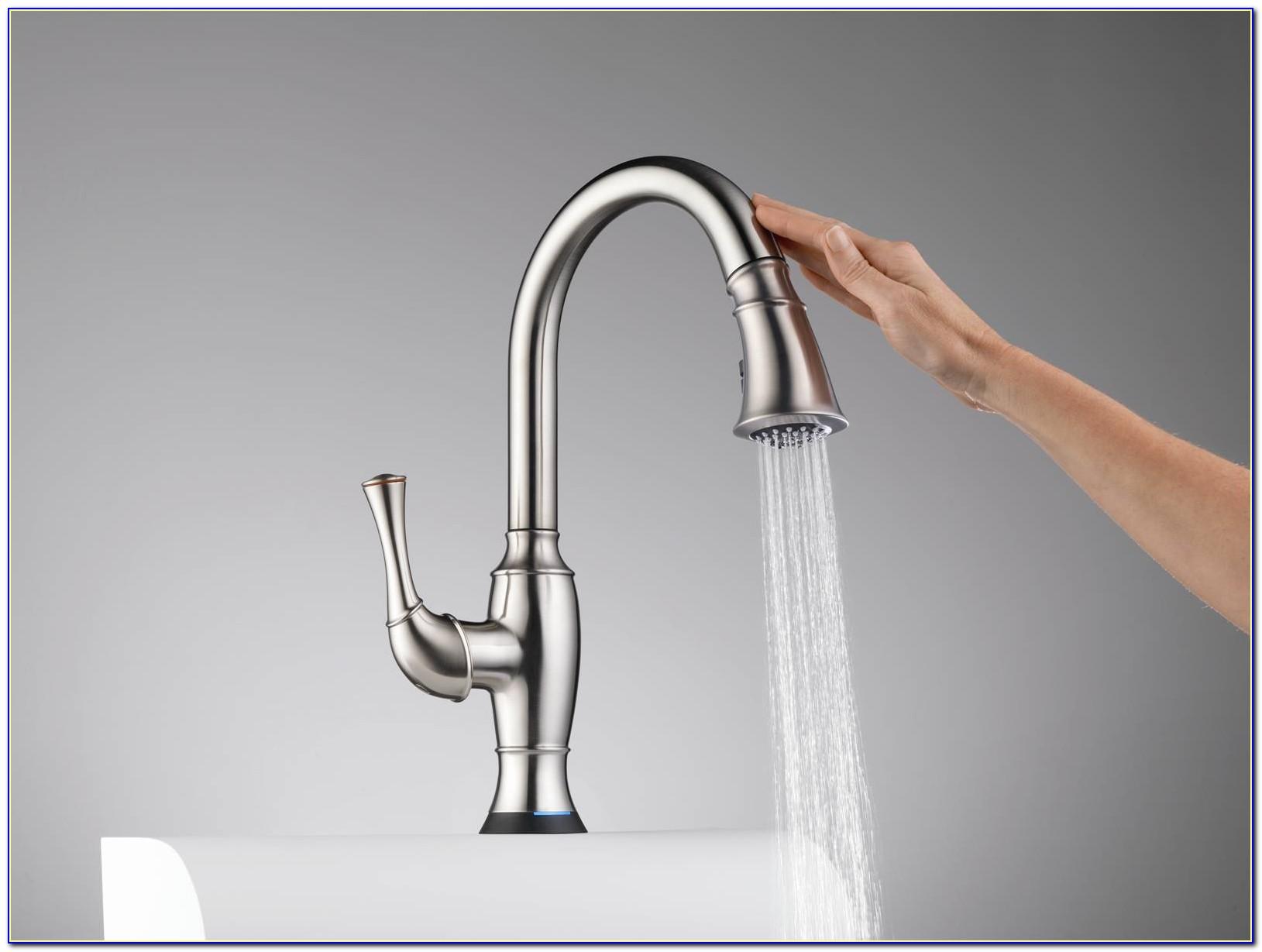Delta Hands Free Lavatory Faucet