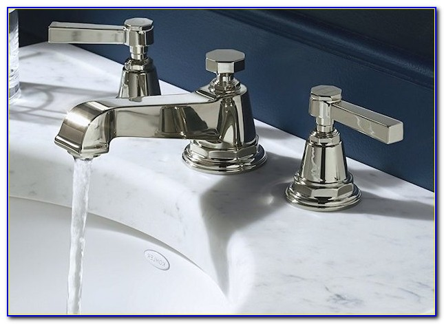 How To Get The Cool High End Bathroom For A Lot Less Laurel Home Intended For High End Bathroom Faucets Ideas