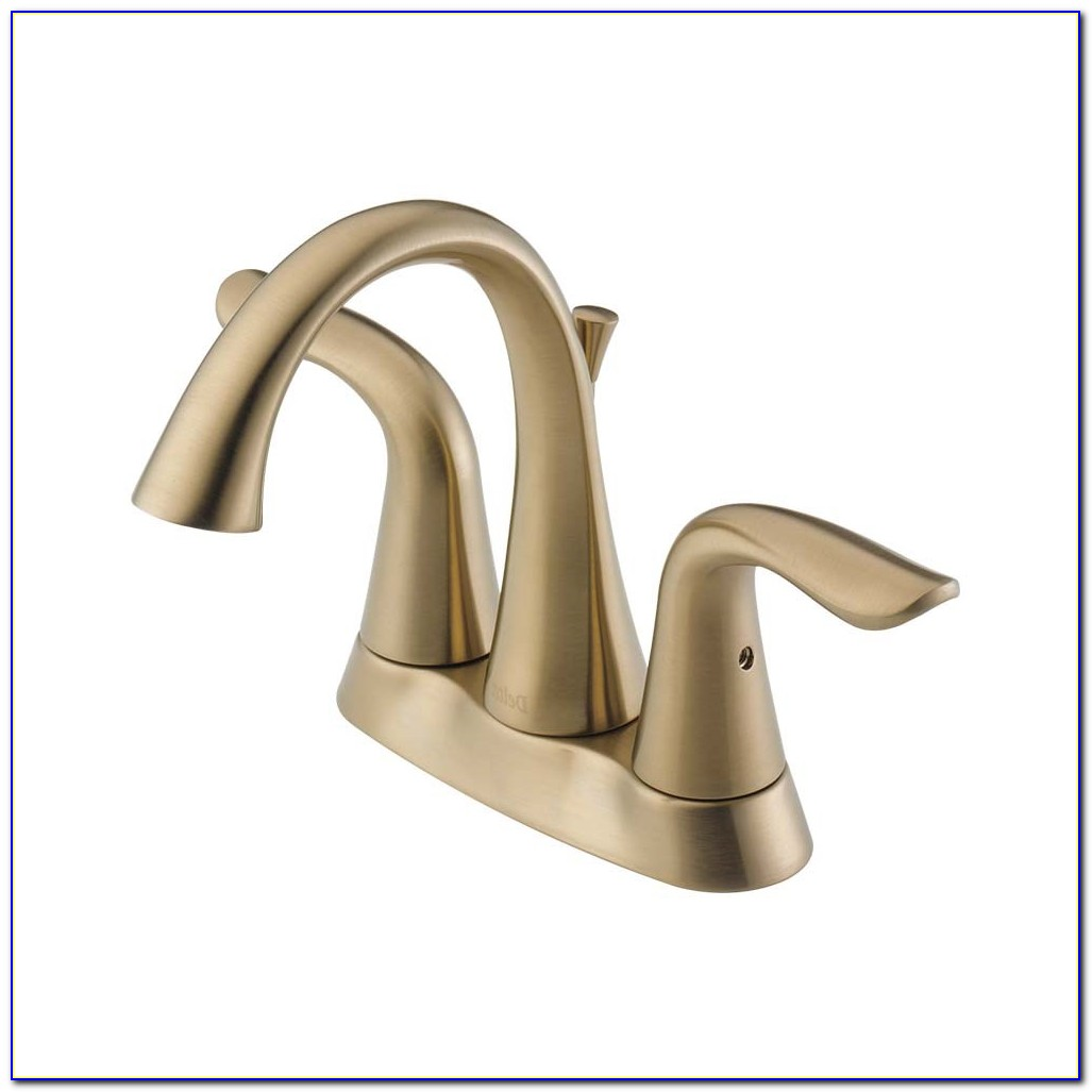 Delta Lahara Two Handle Lavatory Faucet