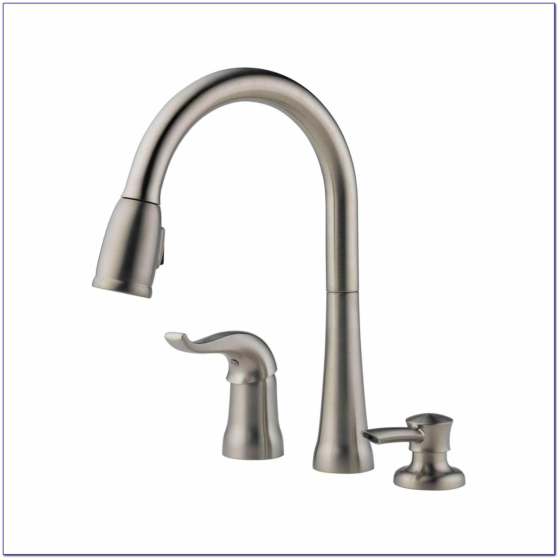 Delta No Touch Kitchen Faucet