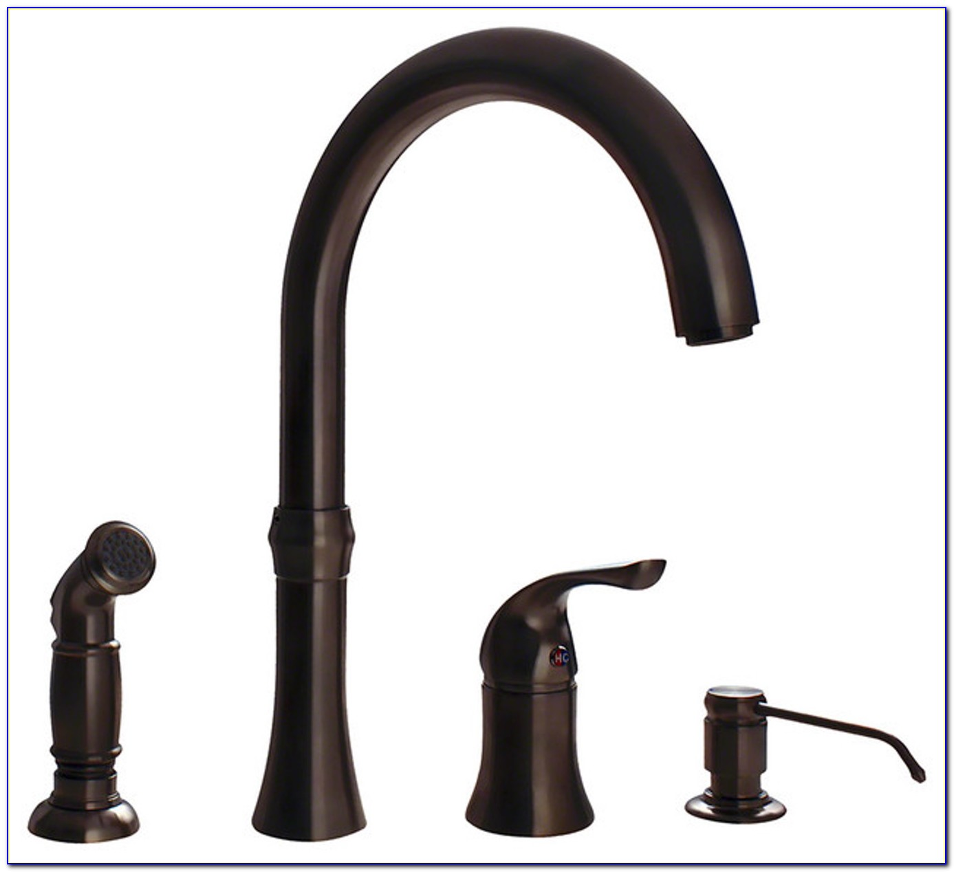 Delta Oil Rubbed Bronze Bath Faucets