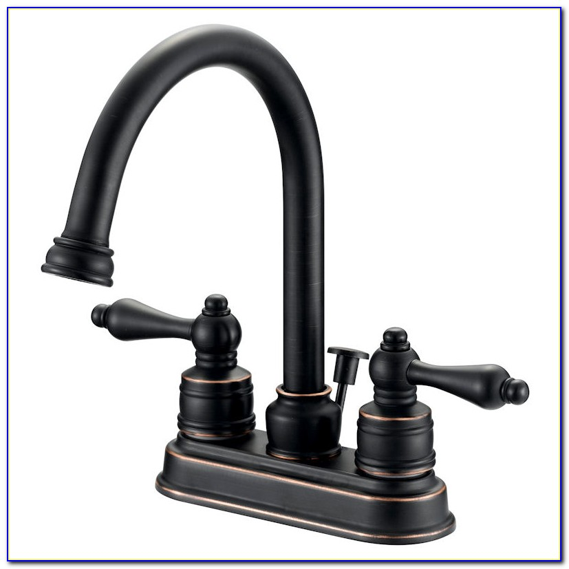 Delta Oil Rubbed Bronze Shower Faucet