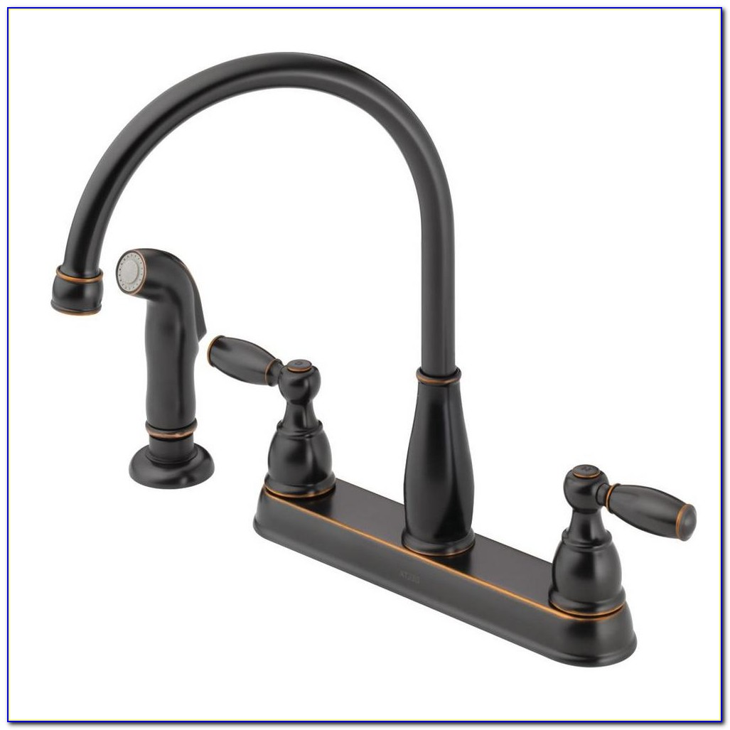 Delta Oil Rubbed Bronze Tub And Shower Faucet