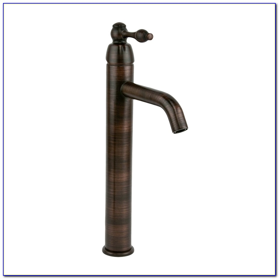Delta Oiled Bronze Bathroom Faucets