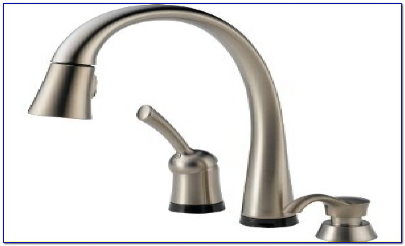 Delta Touch Faucet Manual Bypass