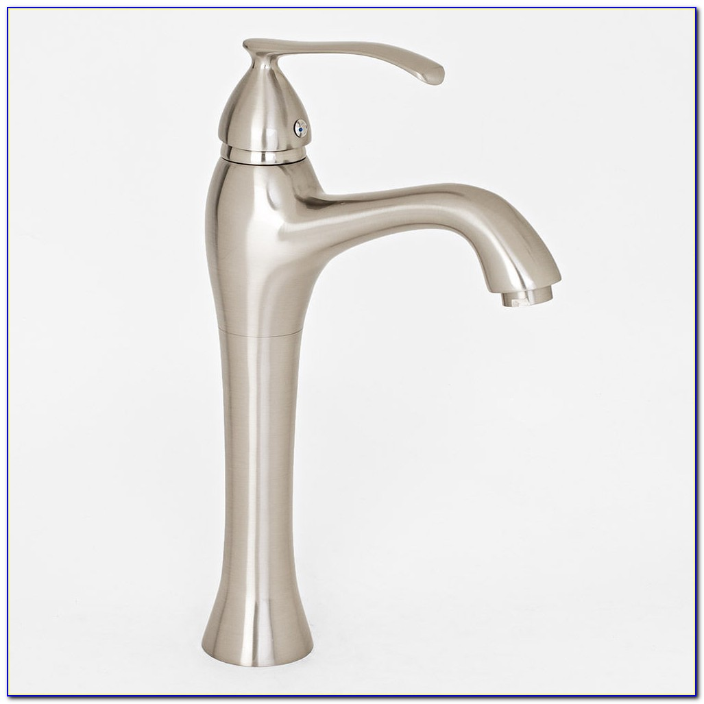Delta Vessel Faucets Brushed Nickel
