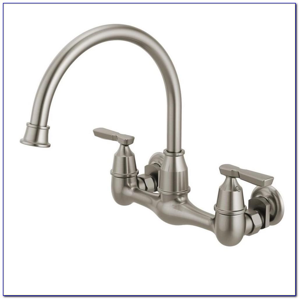 Delta Wall Mount Faucet Installation